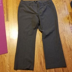 Basic grey business pants!